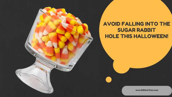 10 Tips to avoid sliding down the sugar hole this Halloween