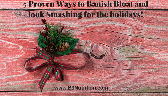 5 Tips to Reduce Holiday Belly Boat